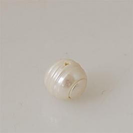 Perle naturali Bianche 9 - 10 mm