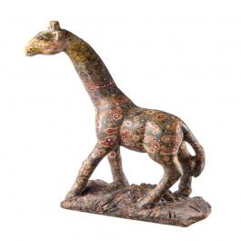 Giraffa in Diaspro Orbicolare