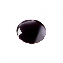 Cabochon in Ematite - Tondo diametro 2 cm