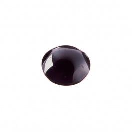 Cabochon in Ematite - Tondo diametro 1.6 cm