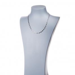 Collana lunga Donna in Acciaio inossidabile - Cuori