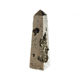 Obelisco di Pirite Qualità Extra