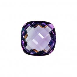 Gemma di Ametista - 9.13 carati - 1.4x1.4