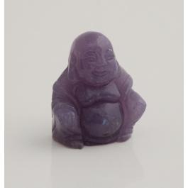 Buddha in Calcite Blu