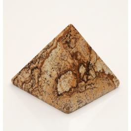Piramide in Pietra Paesina