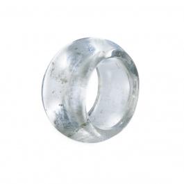 Anello All Stone in Cristallo di Rocca - Large