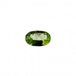 Gemma di Peridoto (Olivina) - Taglio Ovale 1.1x0.7 - 2.53 ct.