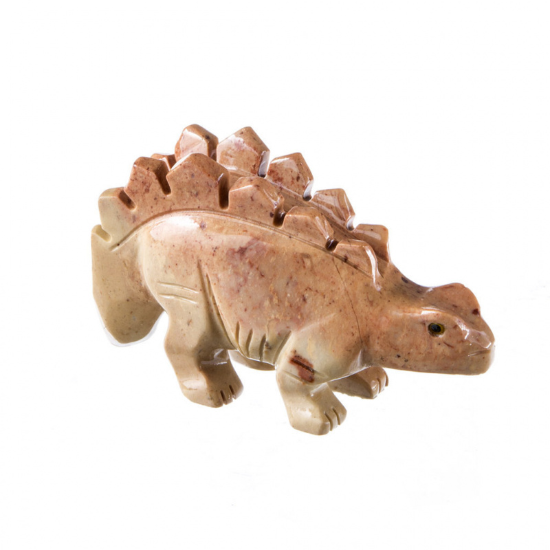 Stegosauro in Mokaite