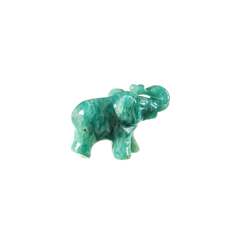 Elefante in Amazzonite