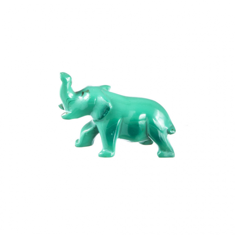 Elefante di Malachite