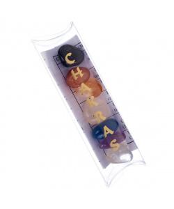 Le sette pietre dei Chakra - Confezione tascabile