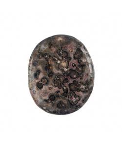 Pelle di Leopardo piatta, liscia e burattata