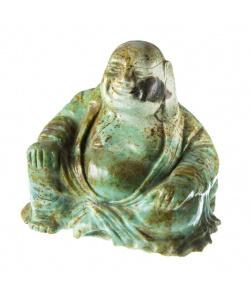 Budda in Turchese Africano