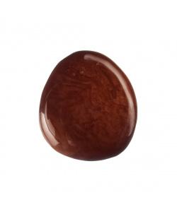 Diaspro Rosso piatto, liscio e burattato