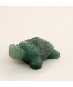 Tartaruga in Avventurina Verde