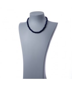 Collana a rondelle di Agata Blu