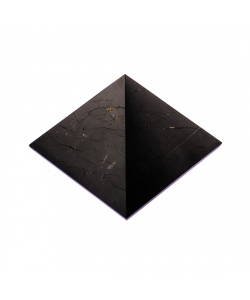 Piramide in Shungite - 5 cm