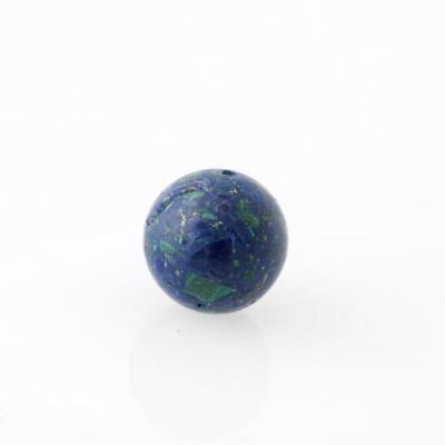 Azzurrite - sfera liscia da 12mm