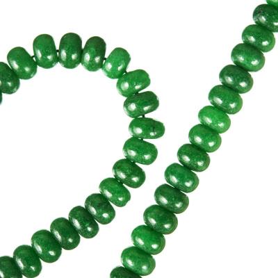 Radice Di Smeraldo - Filo di rondelle - 0.6 cm