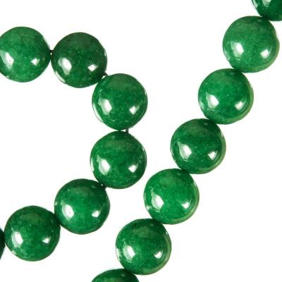 Radice Di Smeraldo - Filo di sfere lisce - 10mm