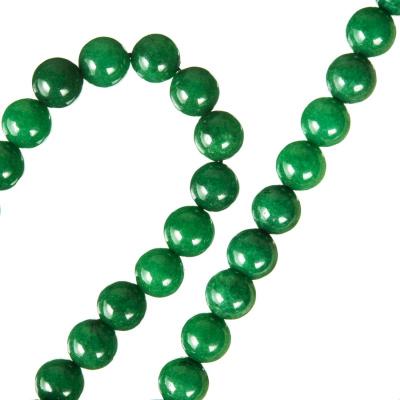 Radice Di Smeraldo - Filo di sfere lisce - 6mm