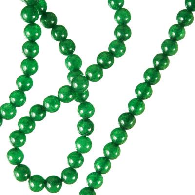 Radice Di Smeraldo - Filo di sfere lisce - 4mm
