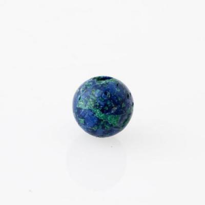 Azzurrite - sfera liscia da 6mm
