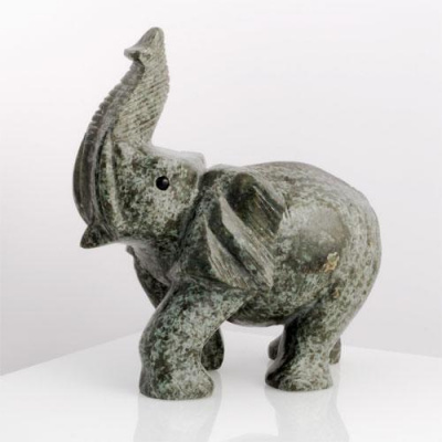 Elefante in Verdite