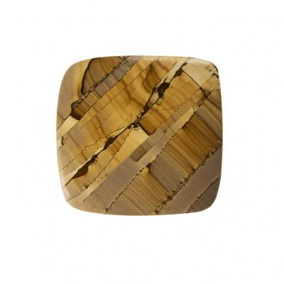 Piastra in Pietra Paesina - Quadrata 3.8 cm