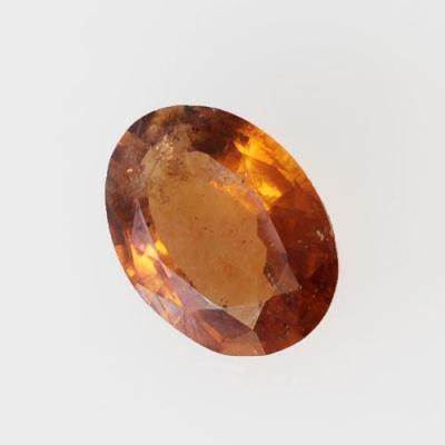 Gemma di Granato Essonite - Ovale 1.2x0.96x0.5