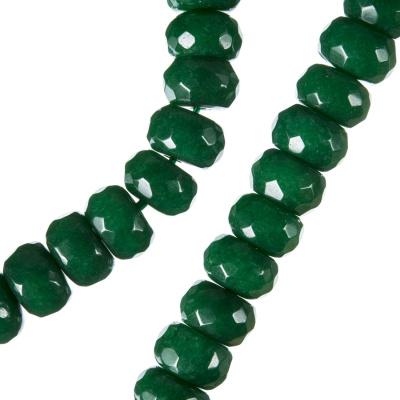 Agata Verde - Filo di rondelle