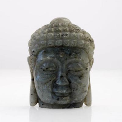 Testa del Budda in Labradorite