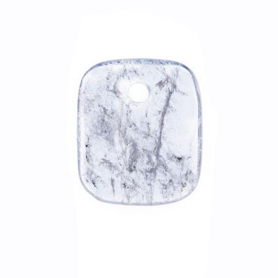 Ciondolo Unisex in Cristallo di Rocca levigato