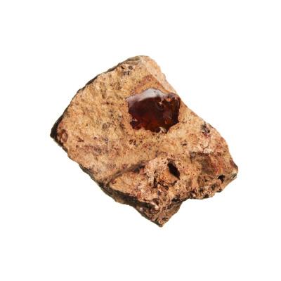 Opale di Fuoco in Riolite - 47 - 4.2 x 4.2 x 2.9 cm