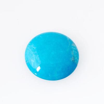 Cabochon in Magnesite colorata - Tondo -2.0x2.0x2.0