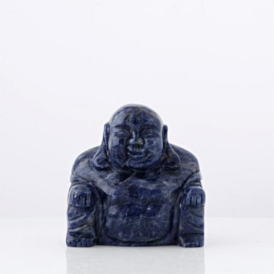 Budda in Sodalite