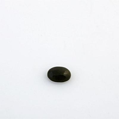 Cabochon in Giada Nefrite - Ovale 0.7x1.2x0.3