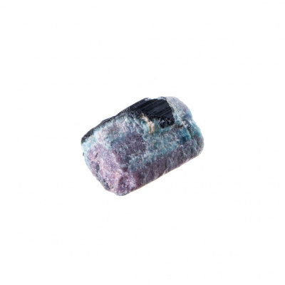 Cristallo di Tormalina Rosa, Tormalina Blu e Tormalina nera grezza