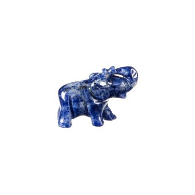 Elefante in Sodalite