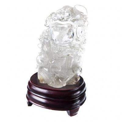 Budda di Cristallo di Rocca
