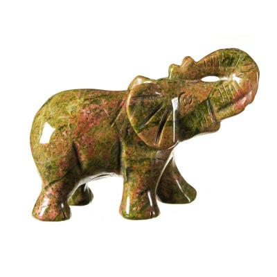 Elefante in Unakite