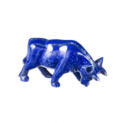 Toro in Lapislazzuli