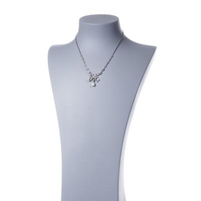 Collana di Perle e Argento 925