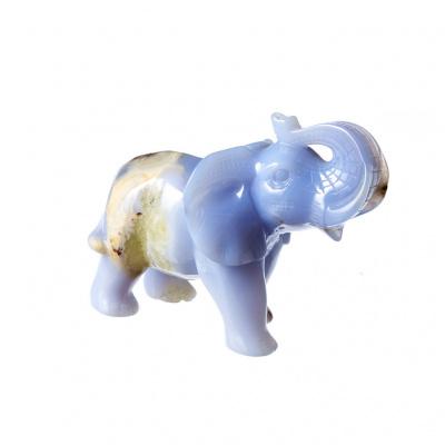 Elefante in Calcedonio