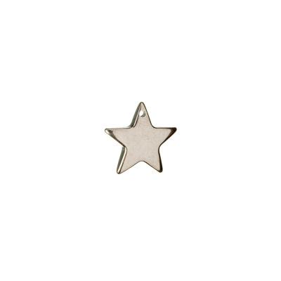 Pendente Stella 1.3x1.3 cm - 1 pz.
