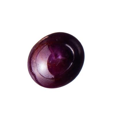 Cabochon di Rubino Stellato - 8.70 carati - 1.11x1.07