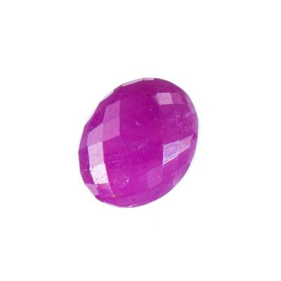 Cabochon di Rubino - 4.25 carati - 0.88x0.79