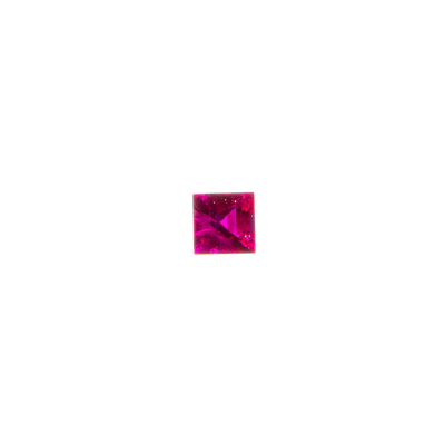 Gemma di Rubino - 0.58 carati - 0.42x0.42