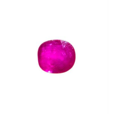 Gemma di Rubino - 7.85 carati - 1.09x0.96