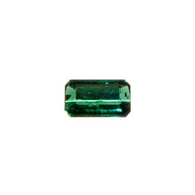 Gemma di Tormalina Verde - 2.40 carati - 0.65x1.07